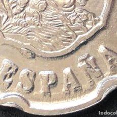 Monedas con errores: PRECIOSA MONEDA 50 PESETAS 1996 GRANDES ERRORES S/C. Lote 199118932