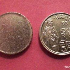 Monedas con errores: ## ERRORES Y VARIANTES # COSPEL DE 5 PESETAS ##. Lote 201359828