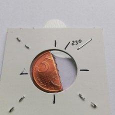 Monedas con errores: ## ERRORES Y VARIANTES ## 5 CÉNTIMOS ALEMANA 2006 A - DESMONETIZADA POR REVERSO GIRADO I ## ##. Lote 201492435