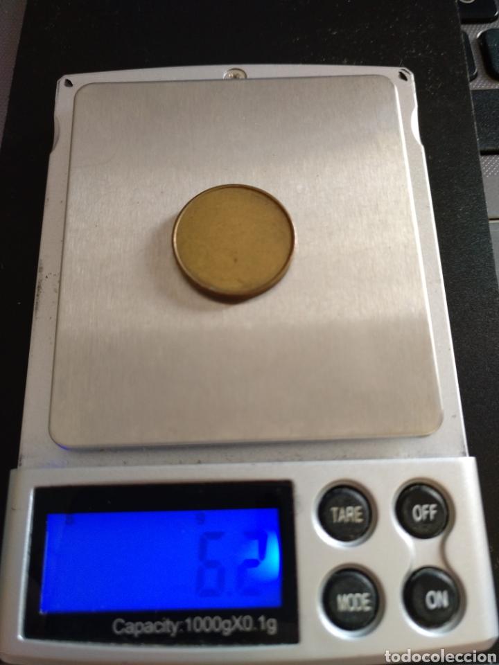 Monedas con errores: A325 - Cospel de moneda a identificar - Foto 3 - 205394722