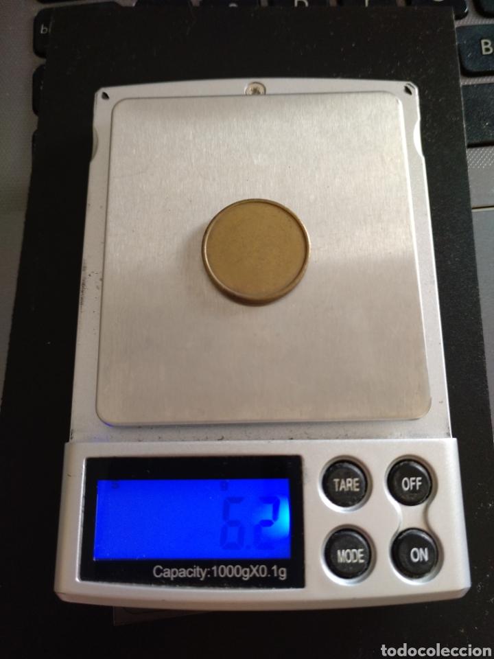 Monedas con errores: A326 - Cospel de moneda a identificar - Foto 3 - 205394893
