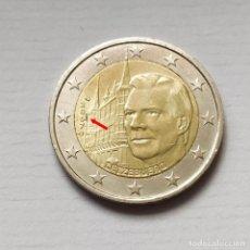 Monedas con errores: # ERROR - 2 EUROS LUXEMBURGO 2007 -EXCESOS ##. Lote 205527836