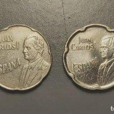 Monedas con errores: LA VARIANTE MÁS RARA 50 PESETAS 1990 ERROR PANTÓGRAFO. Lote 205851401