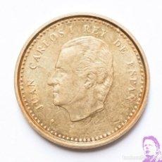 Monedas con errores: MONEDA 100 PESETAS SIN EL AÑO Y SIN LETRA A . TEATRO REAL. JUAN CARLOS 1998 REF. 023. Lote 206251853