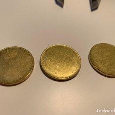 Monedas con errores: MONEDAS COSPEL SIN IDENTIFICAR. Lote 207184107