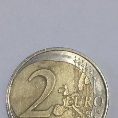 Monedas con errores: * ERROR EXTRAORDINARIO * 2 € ALEMANIA AÑO 2006 J TALADRO IRREGULAR. COMUNMENTE LLAMADO HUEVO FRITO. Lote 209862383