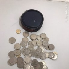 Monedas con errores: LOTE DE PESETAS. Lote 210654555
