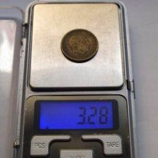Monedas con errores: ## ERROR - 1 PESETA 1947-52 MENOR PESO ##. Lote 212281615