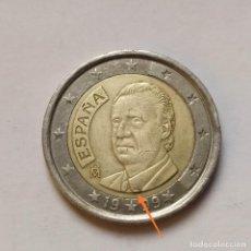 Monedas con errores: ## ERROR - 2 EUROS ESPAÑA DEL 1999 ##. Lote 217039315