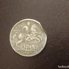 Monedas con errores: 10 CENTIMOS 1940 ERROR. Lote 218774317
