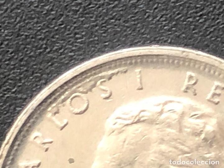 Monedas con errores: Extraordinaria moneda de 10 pesetas 1992 errores anverso y reverso - Foto 3 - 221382406
