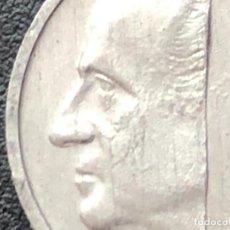 Monedas con errores: 1 PESETA 1992 IMPORTANTE EXCESO DE METAL. Lote 221884895