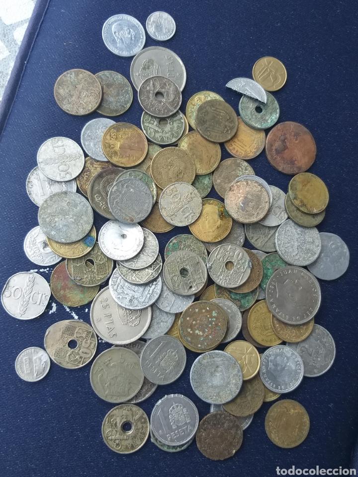 91 MONEDAS VIEJAS Y ERRORES? (Numismática - España Modernas y Contemporáneas - Variedades y Errores)