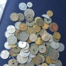 Monedas con errores: 91 MONEDAS VIEJAS Y ERRORES?. Lote 222017765