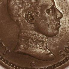 Monedas con errores: * ERROR EXTRAORDINARIO * 2 CÉNTIMOS 1905*05 ERROR EN FECHA ESTRELLA 50. Lote 222226186