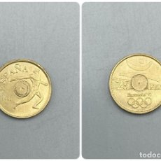 Monedas con errores: MONEDA. 25 PESETAS. 1991. BARCELONA 92. SIN PERFORAR. VER FOTOS. Lote 225487785
