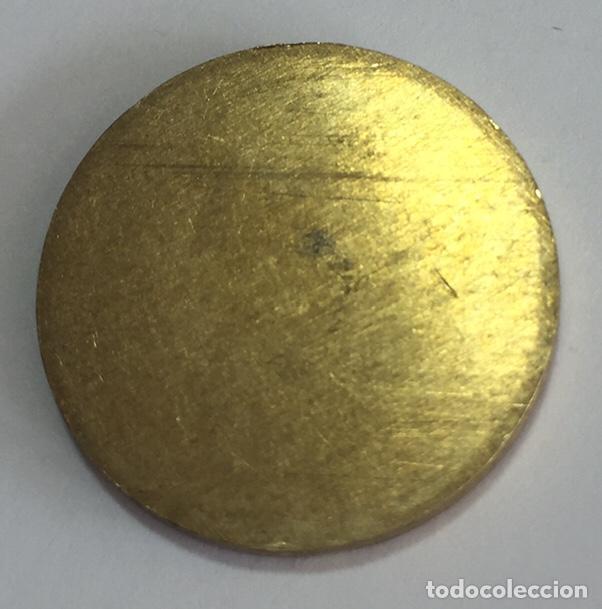 * ERROR * MODULO DE LA MONEDA DE 20 CENT ( COSPEL SIN TORCULAR) (Numismática - España Modernas y Contemporáneas - Variedades y Errores)
