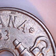 Monedas con errores: ESTADO ESPAÑOL 50 CENTIMOS 1963*19*64 ERROR - INCUSA - MUY RARO Y MÁS ASÍ. Lote 230899255
