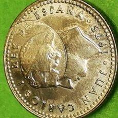 Monedas con errores: ERROR.. UNA PESETA DE 1975 ESTRELLA 75. REY DE ESPAÑA JUAN CARLOS I. Lote 231260015