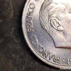 Monedas con errores: MONEDA. 10 CENTIMOS. 1959. FRANCISCO FRANCO. ERROR DE CUÑO SC. Lote 235339970