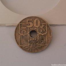 Monedas con errores: 50 CÉNTIMOS ERROR 1963 *64 FRANCO. VER FOTOS.. Lote 243187745