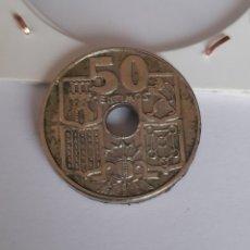 Monedas con errores: 50 CÉNTIMOS ERROR 1963 FRANCO . VER FOTOS.. Lote 243188720