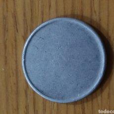 Monete con errori: 10 CÉNTIMOS DE PESETA ESTADO ESPAÑOL SIN ACUÑAR. Lote 254088805