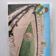 Monedas con errores: RARA MONEDA MEDALLITA MUNDIAL ESPAÑA 82 REAL MADRID.. Lote 260441505