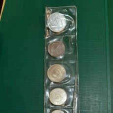 Monedas con errores: EUROS DE CHURRIANA PRUEBAS 1998 ESPAÑA SERIE. Lote 262895700