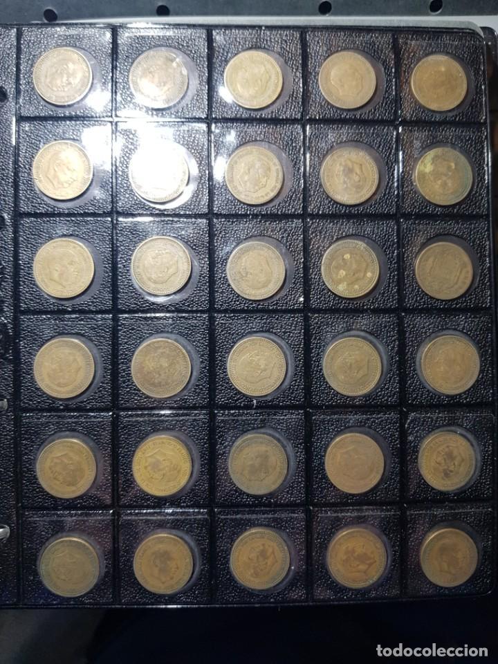 Monedas con errores: ALBÚM 330 MONEDAS (GIROS,DESPLAZADAS,REPINTES,EMPASTES,EXCESO METAL,INCUSAS,SEGMENTADAS,CUÑO PARTIDO - Foto 6 - 264230228