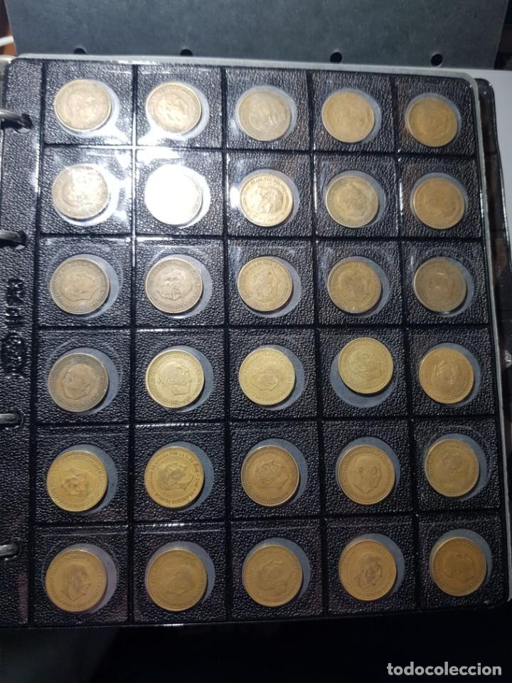 Monedas con errores: ALBÚM 330 MONEDAS (GIROS,DESPLAZADAS,REPINTES,EMPASTES,EXCESO METAL,INCUSAS,SEGMENTADAS,CUÑO PARTIDO - Foto 7 - 264230228