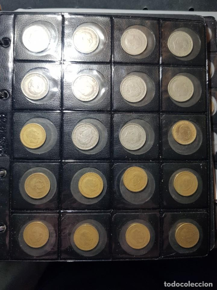 Monedas con errores: ALBÚM 330 MONEDAS (GIROS,DESPLAZADAS,REPINTES,EMPASTES,EXCESO METAL,INCUSAS,SEGMENTADAS,CUÑO PARTIDO - Foto 8 - 264230228