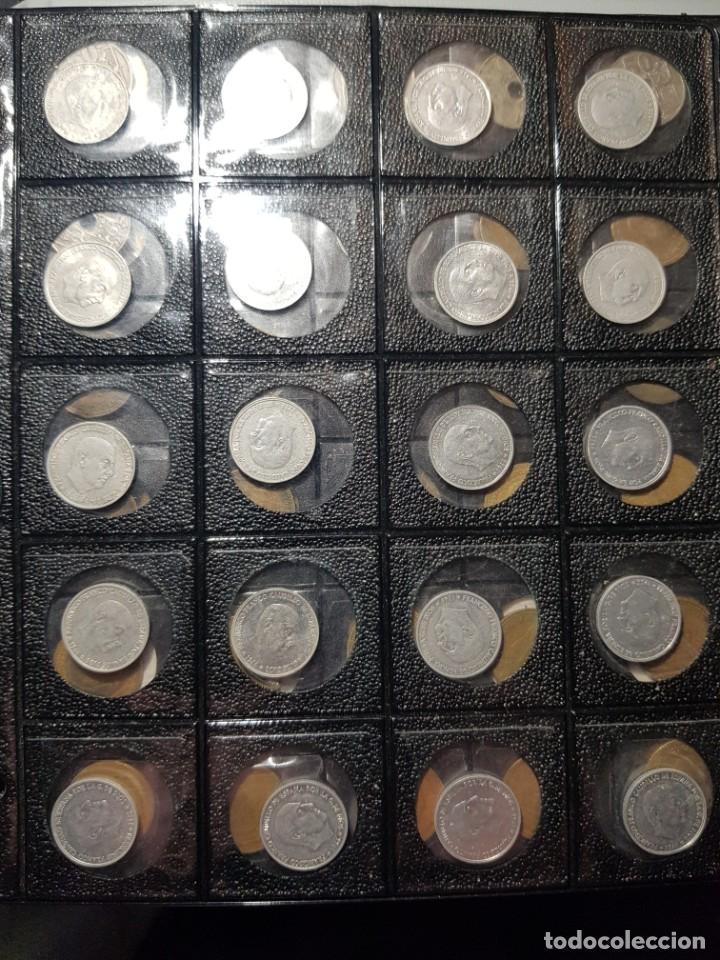 Monedas con errores: ALBÚM 330 MONEDAS (GIROS,DESPLAZADAS,REPINTES,EMPASTES,EXCESO METAL,INCUSAS,SEGMENTADAS,CUÑO PARTIDO - Foto 10 - 264230228