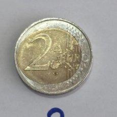 Monedas con errores: * ERROR EXTRAORDINARIO * 2 €URO ALEMANIA 2006 J. TALADRO IRREGULAR. COMUNMENTE LLAMADO HUEVO FRITO. Lote 265334834