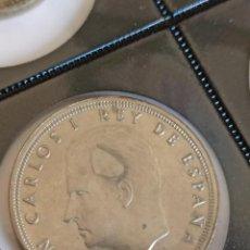 Monedas con errores: 50 PESETAS 1975 *78 SC ERROR MANCHA METAL AGRIO. Lote 277622458