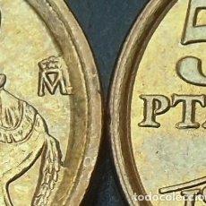 Monedas con errores: ##VARIANTE CANTO ANCHO## ISLAS BALEARES 5 PESETAS 1997. Lote 278578413