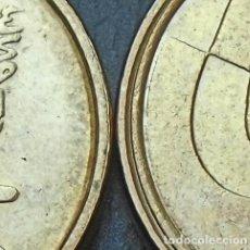 Monedas con errores: ##VARIANTE CANTO ANCHO## ESPAÑA 5 PESETAS 1992. Lote 278578528