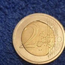 Monedas con errores: ERROR MONEDA 2 EUROS HUEVO FRITO, ITALIA 2005. Lote 287847153