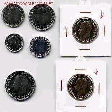 Monedas de España: COLECCION PESETAS AÑO 1983 M COMPLETA SIN CIRCULAR.. Lote 25841630