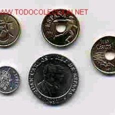 Monedas de España: COLECCION PESETAS AÑO 1991 M COMPLETA SIN CIRCULAR.. Lote 162151357