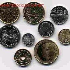 Monedas de España: COLECCION PESETAS 1993 , M COMPLETA SIN CIRCULAR.. Lote 36239485
