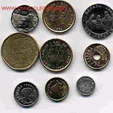 Monedas de España: COLECCION PESETAS. AÑO 1994 M COMPLETA SIN CIRCULAR.. Lote 24595587