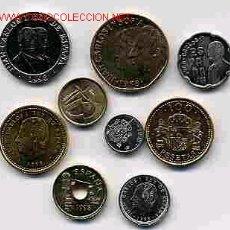 Monedas de España: COLECCION PESETAS AÑO 1998 M COMPLETA SIN CIRCULAR. RB. Lote 40410816