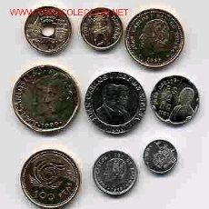 Monedas de España: COLECCION PESETAS AÑO 1999 M COMPLETA SIN CIRCULAR. RB. Lote 27336771