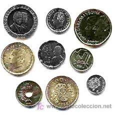 Monedas de España: COLECCION PESETAS AÑO 2000 M COMPLETA SIN CIRCULAR. RB. Lote 167989505