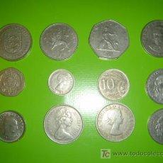 Monedas de España: LOTE Nº 22A DE 12 MONEDAS VARIADAS. Lote 27525102