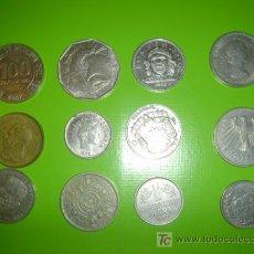 Monedas de España: LOTE Nº 23 DE 12 MONEDAS VARIADAS. Lote 27596725