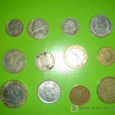 Monedas de España: LOTE Nº 24 DE 12 MONEDAS VARIADAS. Lote 27596726