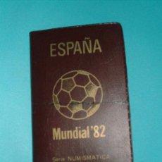 Monedas de España: SERIE NUMISMATICA MUNDIAL DEL 82. Lote 26621049