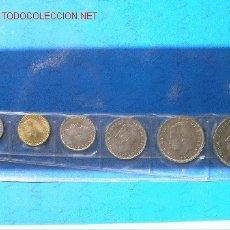 Monedas de España: 1980 *80 AÑO COMPLETO EN TIRA.. Lote 27417179